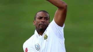 Bangladesh vs South Africa, 1st Test: Vernon Philander to miss opener