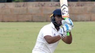 Murali Vijay Fails In both innings Against England Lions