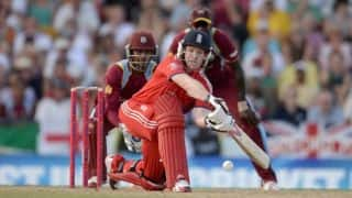 Eoin Morgan: Poor batting led to loss against West Indies