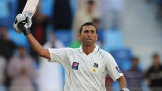 Younis Khan angry at being demoted to Category 'B' by PCB