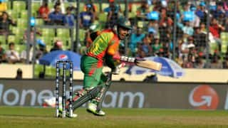 Bangladesh vs Zimbabwe 2014: Bangladesh 18/0 after 5 overs