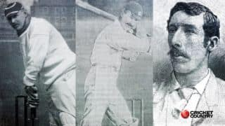 Ashes 1886-87: Non-Smokers register maiden First-Class 800, against Smokers
