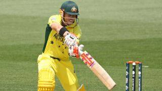 Australia vs Afghanistan ICC Cricket World Cup 2015 match 26 at Perth: David Warner, Steven Smith complete 100-run stand for 2nd wicket