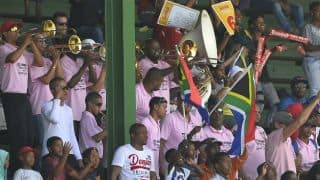 When umpires stopped SA-AUS Port Elizabeth Test for band playing loud music
