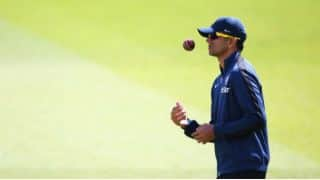 Rahul Dravid may not accompany India under-19 team for England tour