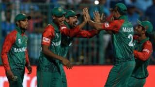 Live Cricket Score, BAN vs NZ, 1st ODI at Christchurch: NZ win by 77 runs