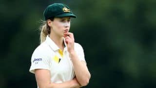 Ellyse Perry wins 'Outstanding Woman in Sport' award
