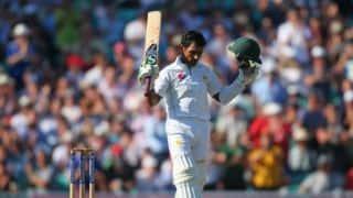 England vs Pakistan: Asad Shafiq dedicates century to Hanif Mohammad