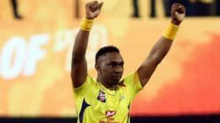 चोट की वजह से दो सप्ताह तक IPL में नहीं खेल पाएंगे ड्वेन ब्रावो
