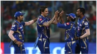 IPL 2017 Playoffs: Mumbai Indians beat Kolkata Knight Riders by 6 wickets to enter IPL final