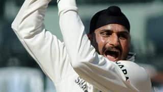 Harbhajan Singh puts Punjab on top on Day 2 of Ranji Trophy 2015-16 match against Uttar Pradesh