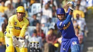 Highlights, IPL 2018, CSK vs RR, Match 17 at Pune: CSK  win by 64 runs