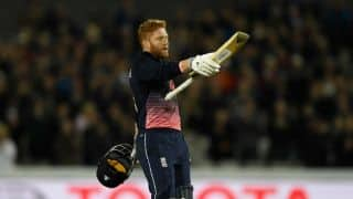 England vs West Indies, 1st ODI: James Anderson's debut, Jonny Bairstow's ton and other highlights