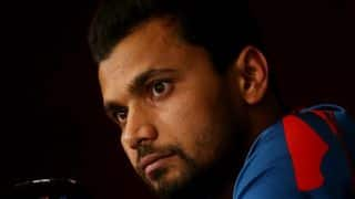 Mashrafe Mortaza: We want to play an international series in India