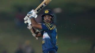 Sri Lanka vs England 2014, 4th ODI at Colombo: Kumar Sangakkara completes 90th half-century