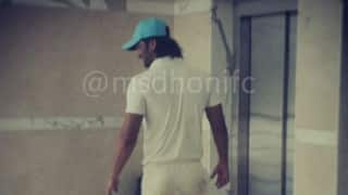 MS Dhoni biopic: First look of Sushant Rajput as Dhoni?