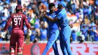 High-flying India knock West Indies out with emphatic win