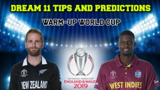 Dream11 Prediction: NZ vs WI Team Best Players to Pick for Today's Match between New Zealand and West Indies at 3:00 PM