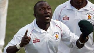 John Nyumbu becomes second Zimbabwean to take five wickets on Test debut