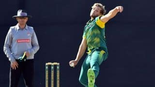Ankle injury rules Wiaan Mulder out of Zimbabwe series