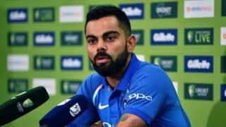 पहले दो टी20 जीतने से तीसरे मैच में बदलाव करने का मौका मिला: विराट कोहली
