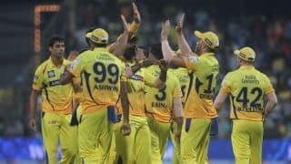 Live Cricket Scorecard, IPL 2015: CSK vs KXIP, Match 24 at Chennai