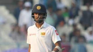 Chandimal: SL fought well and played as a team against IND in 1st Test
