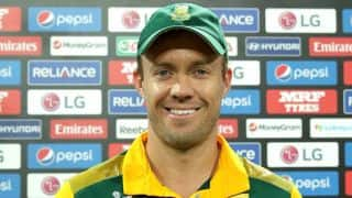 AB de Villiers: South Africa are only three games away from ICC Cricket World Cup 2015