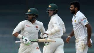 Sri Lanka vs Zimbabwe, Test Day 3: Stumps – Zimbabwe lead by 262 runs