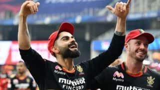 IPL के लिए चेन्नई पहुंचे विराट-डीविलियर्स, फ्रेंचाइजी ने PHOTO शेयर कर कही ये बात
