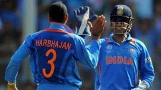 हरभजन सिंह ने बताया क्यों महान कप्तान हैं महेंद्र सिंह धोनी