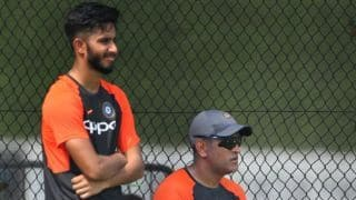 Sharing dressing room with Rohit, Dhoni keeping for me will be special: Mayank Markande