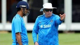 Dhoni did not cross the line: Sanjay Patel