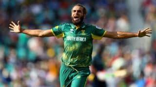 सुपर ओवर में चमके ताहिर, दक्षिण अफ्रीका की श्रीलंका पर रोमांचक जीत