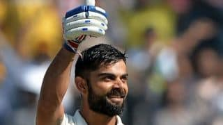You have made my day with the great news: Sir Garfield Sobers tells Virat Kohli after sweeping ICC awards