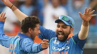 Everyone will go home smiling after our series win: Rohit Sharma