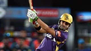 Live Cricket Score IPL 2014: Delhi Daredevils (DD) vs Kolkata Knight Riders (KKR) match 6 of IPL 7 at Dubai