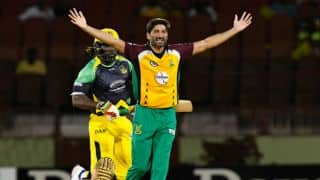 Guyana Amazon Warriors rout St Lucia Zouks by 8 wickets