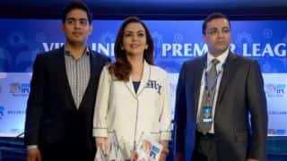 Mukesh Ambani heaps praises on Nita Ambani for building MI