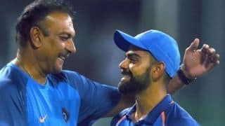 Kohli more matured than he was during previous Australia tour: Ravi Shastri