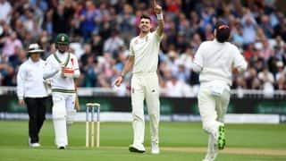 जेम्स एंडरसन ने की करियर की सबसे बेहतरीन गेंदबाजी, कई उपलब्धियों को किया अपने नाम