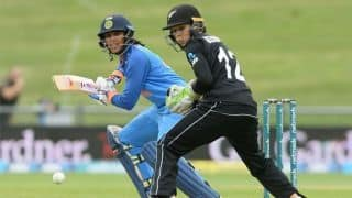 Clinical India women brush aside New Zealand to go 1-0 up