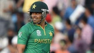 PCB fines Umar Akmal for partying late night in Dubai during ODI series against Australia