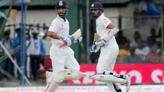 India A vs England Lions: Murali Vijay fails, Ajinkya Rahane struggles