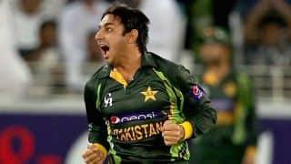 Saeed Ajmal hits back at Stuart Broad over chucking comment