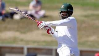 Bangladesh fall to neil Wagner's short stuff after Tamim blazes hundred