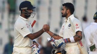 India's perfect execution against South Africa puts them in driver's seat of 1st Test at Mohali