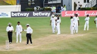 West Indies-Sri Lanka Test drawn after rain plays spoilsport