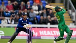 England vs Pakistan, one-off T20I: Statistical Preview