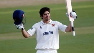 Alastair Cook will not take part in the remaining 2 County Championship games for Essex this season
